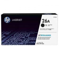 Toner negro hp cf226a - jetintelligence -  nº 26a - 3100 páginas - compatible con laserjet pro m402 / mfp m426