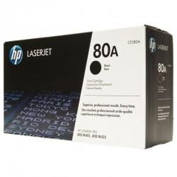 Toner negro hp nº80a 2700 páginas para hp  laserjet pro 400 m401 / m425
