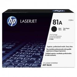 Toner negro hp nº81a - 10500 páginas - compatible con color laserjet enterprise m630dn
