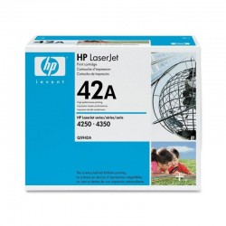 Toner hp color negro 10000 páginas para lj 4350/4250 series