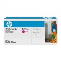 Toner hp magenta para hp color laserjet 1600/2600/cm1015, aporx. 2500 páginas