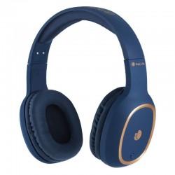 Auriculares inalámbricos ngs ártica pride/ con micrófono/ bluetooth/ azules
