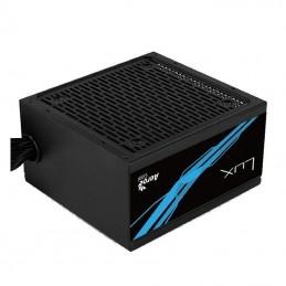 Fuente de alimentación gaming aerocool lux650/ 650w/ ventilador 12 cm/ 80 plus bronze
