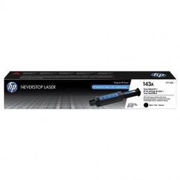 Kit de recarga toner original negro hp neverstop 143a - 2500 páginas - compatible según especificaciones