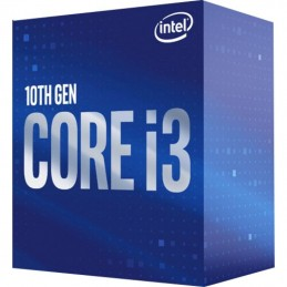 Procesador intel core i3-10100 3.60ghz