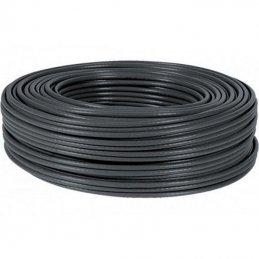 Bobina de cable rj45 utp nanocable 10.20.0504-ext-bk/ 305m/ negro
