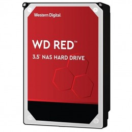 Disco duro interno western digital wd30efax nas red - 3tb - sata iii - 3.5'/ 8.89cm - bufer 256mb