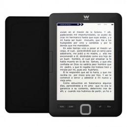 Libro electrónico ebook woxter scriba 195/ 6'/ tinta electrónica/ negro