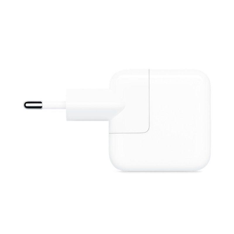 Adaptador de corriente apple mgn03zm/a 12w/ para iphone/ ipad/ ipod