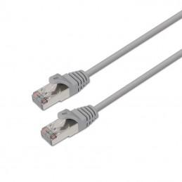 Cable de red rj45 ftp aisens a136-0277 cat.6/ 5m/ gris