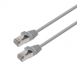 Cable de red rj45 ftp aisens a136-0280 cat.6/ 20m/ gris