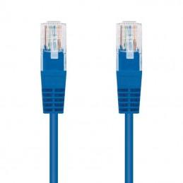Cable de red rj45 utp nanocable 10.20.103-bl cat.5e/ 3m/ azul