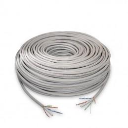 Bobina de cable rj45 aisens a135-0273 cat.6/ 305m/ gris