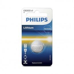 Pila de botón philips cr2025/ 3v