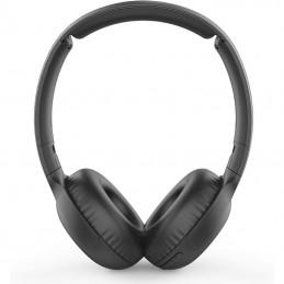 Auriculares inalámbricos philips tauh202/ con micrófono/ bluetooth/ negros