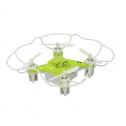 Mini dron 3go maverick 2/ autonomía 7 minutos/ verde
