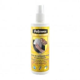 Spray limpiador de pantallas fellowes 99718/ capacidad 250ml