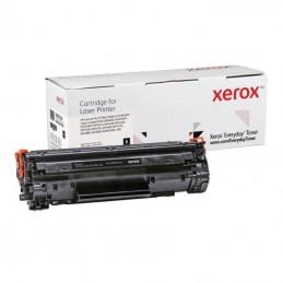 Tóner compatible xerox 006r03630 compatible con hp ce278a/crg-126/crg-128/ 2100 páginas/ negro