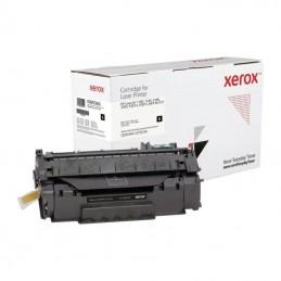Tóner compatible xerox 006r03665 compatible con hp q5949a/q7553a/ 3000 páginas/ negro