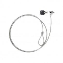 Cable de seguridad para portátiles tooq tqclkc0025