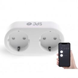 Enchufe inteligente wifi spc clever dual