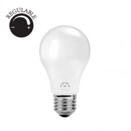 Bombilla led regulable iglux xstdim-0927-f v2/ casquillo e27/ 9w/ 820 lúmenes/ 5500k