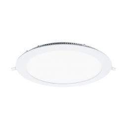Downlight iglux ls-102107-nb v2/ circular/ ø120 x 19mm/ potencia 7w/ 540 lúmenes/ 4000ºk/ blanco