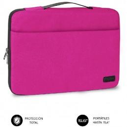 Funda subblim elegant laptop sleeve hasta 15.6'/ rosa