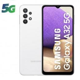 Smartphone samsung galaxy a32 4gb/ 64gb/ 6.5'/ 5g/ blanco