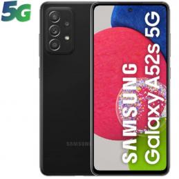 Smartphone samsung galaxy a52s 6gb/ 128gb/ 6.5'/ 5g/ negro