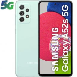 Smartphone samsung galaxy a52s 6gb/ 128gb/ 6.5'/ 5g/ verde