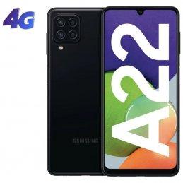 Smartphone samsung galaxy a22 4gb/ 64gb/ 6.4'/ negro
