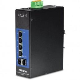 Switch gestionable trendnet ti-g642i 4 puertos/ rj-45 gigabit 10/100/1000 / sfp