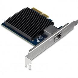 Tarjeta de red rj45-pci express trendnet teg-10gectx/ gigabit
