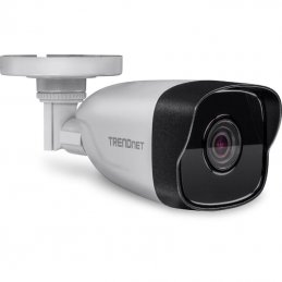 Cámara de videovigilancia bullet trendnet tv-ip1328pi/ 77º/ visión nocturna