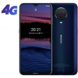 Smartphone nokia g20 4gb/ 64gb/ 6.5'/ azul noche