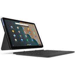 Tablet lenovo ideapad duet chromebook za6f0006es 10.1'/ 4gb/ 128gb/ azul y gris