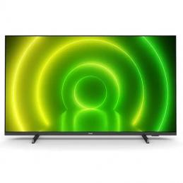Televisor philips 55pus7406 55'/ ultra hd 4k/ smart tv/ wifi