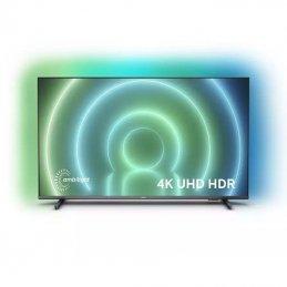Televisor philips 75pus7906 75'/ ultra hd 4k/ ambilight/ smart tv/ wifi/ gris