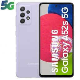 Smartphone samsung galaxy a52s 8gb/ 256gb/ 6.5'/ 5g/ violeta