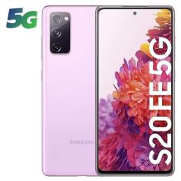 Smartphone samsung galaxy s20 fe 6gb/ 128gb/ 6.5'/ 5g/ lavanda nube