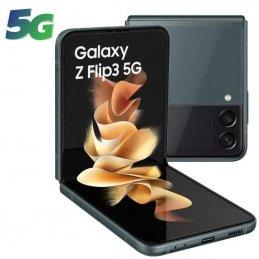 Smartphone samsung galaxy z flip3 8gb/ 128gb/ 6.7'/ 5g/ verde