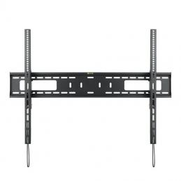 Soporte de pared fijo inclinable tooq lp42100t-b para tv de 60-100'/ hasta 75kg