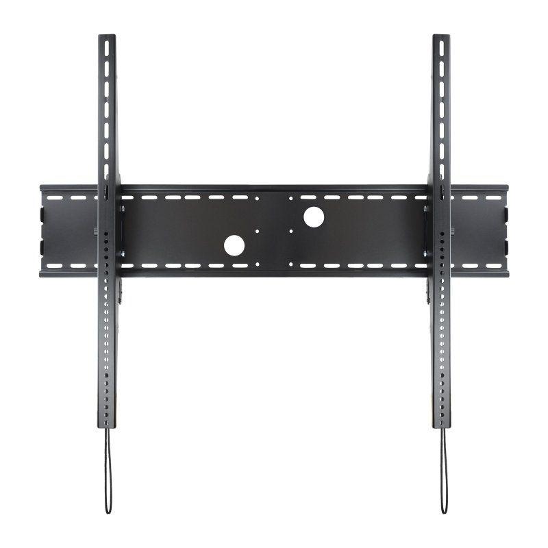 Soporte de pared fijo inclinable tooq lp42130t-b para tv de 60-100'/ hasta 130kg