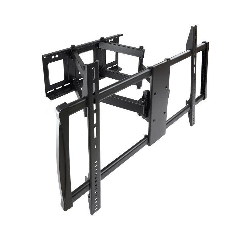 Soporte de pared giratorio/ inclinable/ nivelable tooq lp75100tn-b para tv de 60-100'/ hasta 80kg
