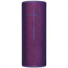Altavoz con bluetooth logitech ultimate ears megaboom 3/ 1.0/ purpura