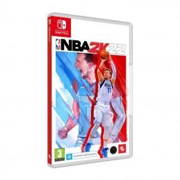 Juego para consola nintendo switch nba 2k22 edición estándar
