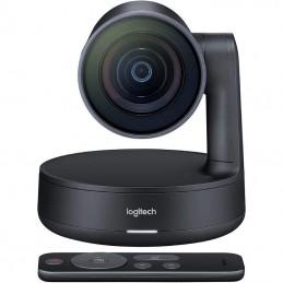 Sistema de videoconferencia logitech rally camera/ campo de visión 82.1º/ 4k