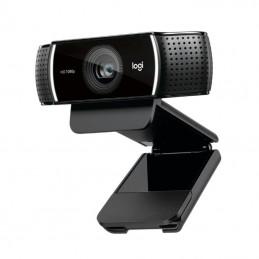 Webcam logitech c922 pro stream/ enfoque automático/ 1080p full hd