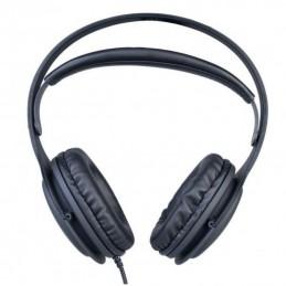 Auriculares fonestar x8/ con micrófono/ jack 3.5/ negros